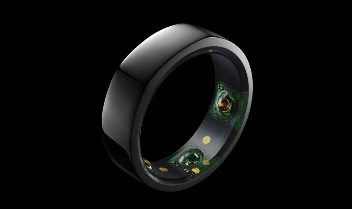 oura ring zwart